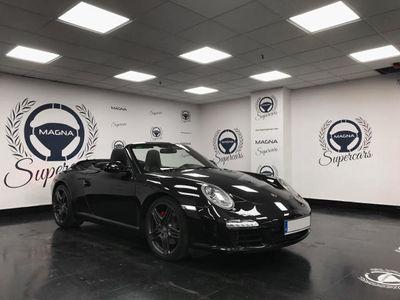 usado Porsche 911 Carrera S Cabriolet 997 MKII 385CV - Matricula ES