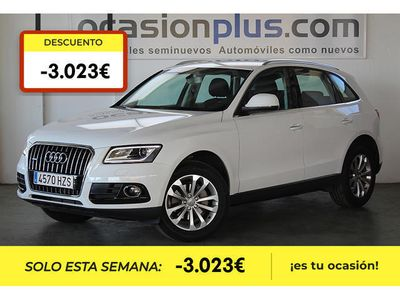 brugt Audi Q5 2.0 TDI Quattro Ambiente plus 110 kW (150 CV)