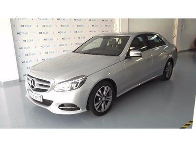 usado Mercedes E220 ClaseAvantgarde 7g Plus