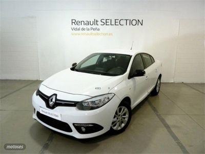 usado Renault Fluence Limited dCi 110