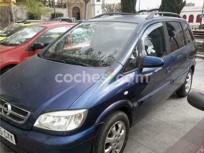 usado Opel Zafira 1.8 16v Elegance 125 cv en Tenerife