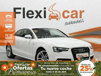 usado Audi A5 Coupé 2.0 TDI 177cv S line edition 2p
