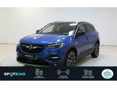 usado Opel Grandland X PHEV 1.6 Turbo Auto PHEV 4x4 Ultimate