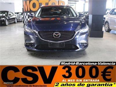 used Mazda 6 2.2 DE AT Luxury WGN 129 kW (175 CV)