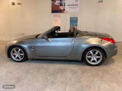 usado Nissan 350Z Roadster 3.5 V6 Pack Capota Gris