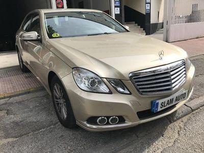usado Mercedes E250 CDI 150 kW (204 CV)
