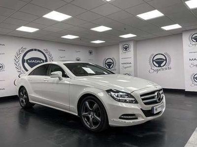 usado Mercedes CLS350 CLS 350CDI BE 4M Aut.