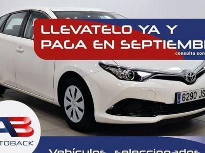usado Toyota Auris 90D Business