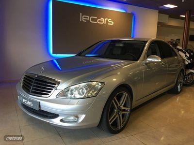 usado Mercedes S320 Clase SCDI 4MATIC