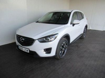 usado Mazda CX-5 2.2DE Luxury P.Safety+ TS 4WD Aut.