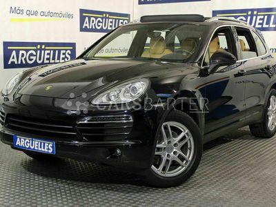 usado Porsche Cayenne 3.6 Tiptronic V6 300cv IMPECABLE 42.000Kms 5p