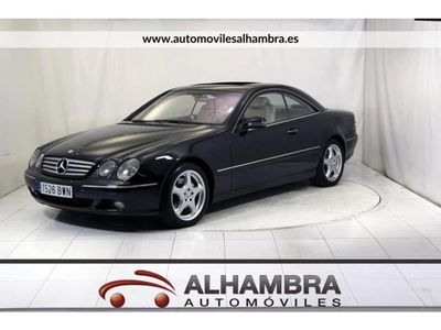 used Mercedes CL500