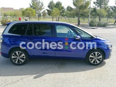 usado Citroën C4 SpaceTourer Grand1.2 Puretech S&s Feel 130 130 cv en Madrid