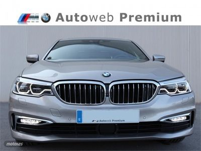 used BMW 540 Serie 5 IA