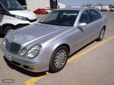 usado Mercedes E270 Clase ECDI Aut. Elegance 177 cv.