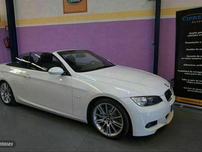 usado BMW 330 Cabriolet i Msport