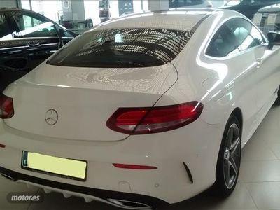 usado Mercedes E250 Clase C C Coup? d