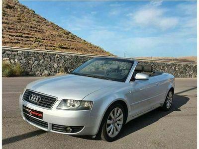 usado Audi A4 Cabriolet 2.4
