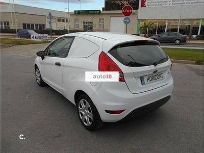 usado Ford Fiesta VanValencia