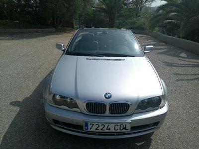 usado BMW 320 Cabriolet Serie 3 E46 Cabrio
