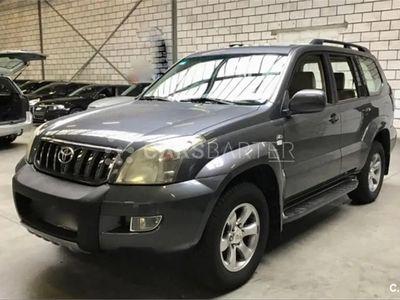 usado Toyota Land Cruiser 5p