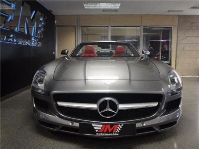 usado Mercedes SLS AMG Roadster,NACIONAL IVA DEDUCIBLE.