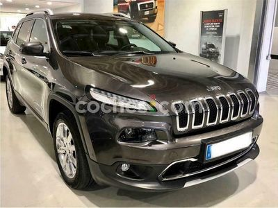 usado Jeep Cherokee 2.2 CRD 143kW Limited 9AT E6D AWD