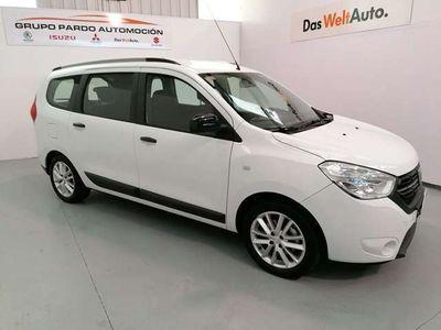 usado Dacia Lodgy 1.5Blue dCi Comfort 5pl. 85kW