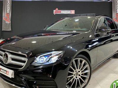 usado Mercedes E350 Clase9G-Tronic