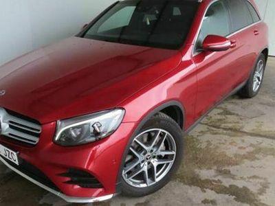 usado Mercedes GLC220 d 4Matic AMG 2.1 CDI