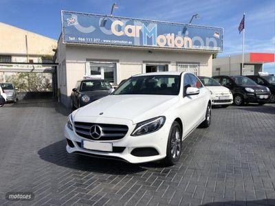 usado Mercedes C220 Clase Cd 4MATIC