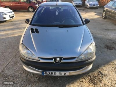 gebraucht Peugeot 206 XRD 1.9