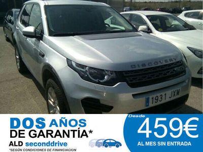 usado Land Rover Discovery Sport 2.0L TD4 4x4 SE 110 kW (150 CV)