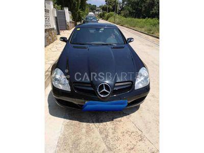 usado Mercedes SLK200 2p