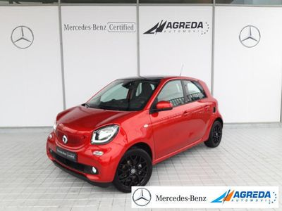 usado Smart ForFour Electric Drive Passion