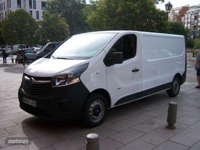 usado Opel Vivaro DCb. 1.6CDTi 29 L2H1 Selective 120