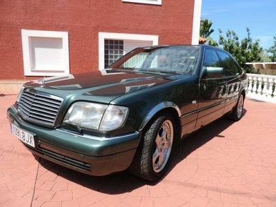 usado Mercedes 500 Otros Brabus W140SEL