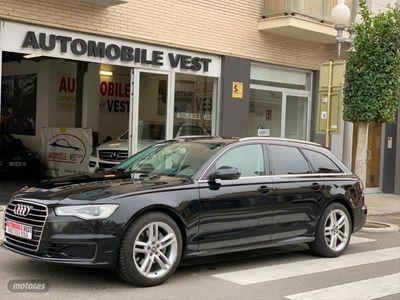 usado Audi A6 Avant 3.0 TDI 218cv S tronic Advanced ed