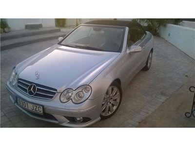 usado Mercedes CLK320