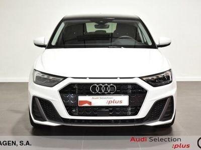 usado Audi A1 Sportback S line 30 TFSI 85 kW (116 CV) S tronic Gasolina Blanco matriculado el 10/2019