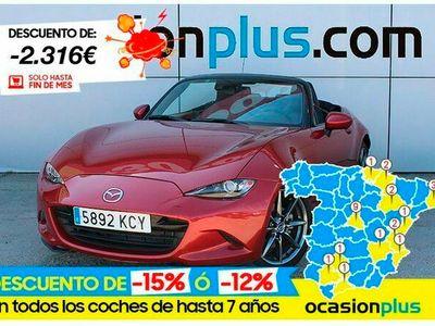 usado Mazda MX5 Mx-5Rf 2.0 Luxury 160 cv