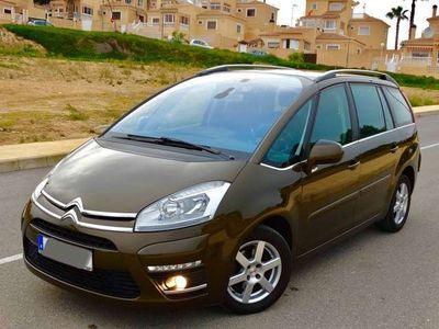usado Citroën C4 Picasso 1.6HDI Seduction CMP