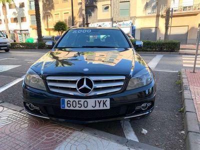 usado Mercedes C220 Estate CDI Avantgarde Aut.