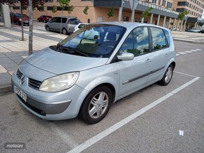 brugt Renault Scénic II Scenic2.0 Luxe Privilege 136