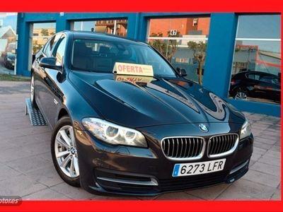 usado BMW 518 dA Luxury