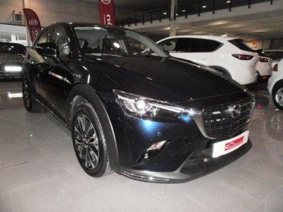 usado Mazda CX-3 2.0 G 89kW (121CV) 2WD AT Zenith