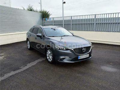 usado Mazda 6 2.2de Style+ (navi) 110kw 150 cv en Madrid