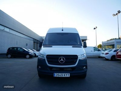 usado Mercedes Sprinter 311 CDI MEDIO 3.5T T. ALTO