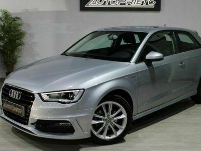 usado Audi A3 1.6TDI CD S line edition