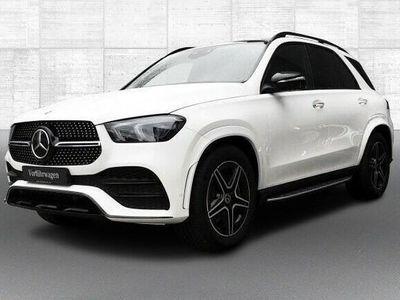 usado Mercedes GLE450 AMG 4M AMG 2019 *MBUX/LED/PANO*